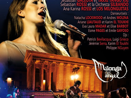 24° Festival International du Tango Argentin de Nîmes 2021