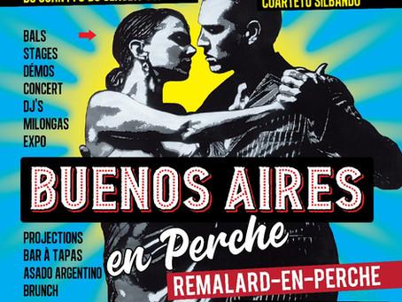 """Festival de Tango Argentin """"Buenos Aires en Perche"""""""