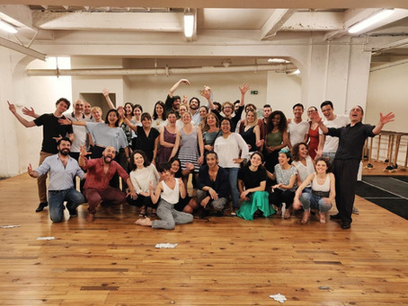 Cours de TANGO d'été : Vers l'intermédiaire et au-delà !