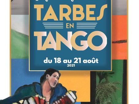 Tarbes en Tango du 18 au 21 août