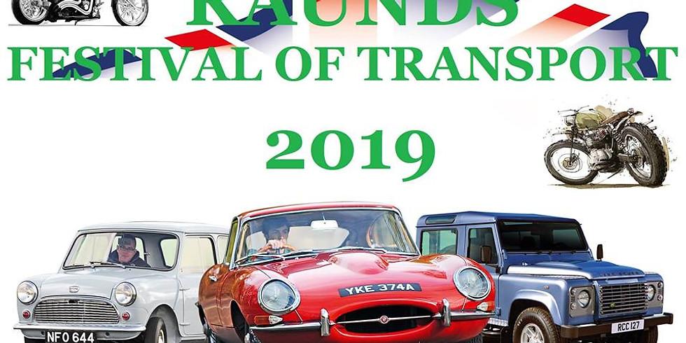 Raunds Festival of Transport