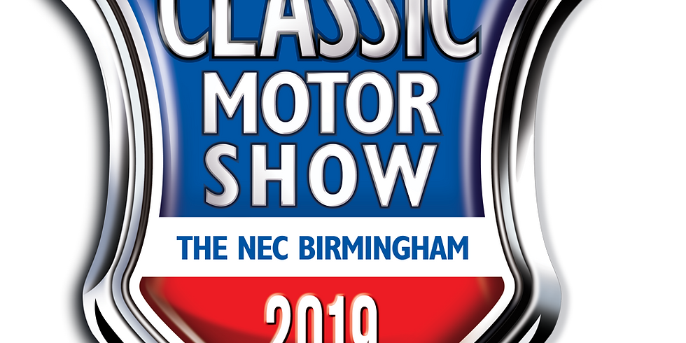 The Classic Motor Show 2019, NEC