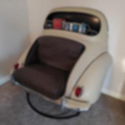 Morris Minor Car Sofa - Classic Car Furniture
