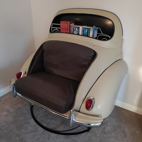 Reclaimed Morris Minor Car Seat