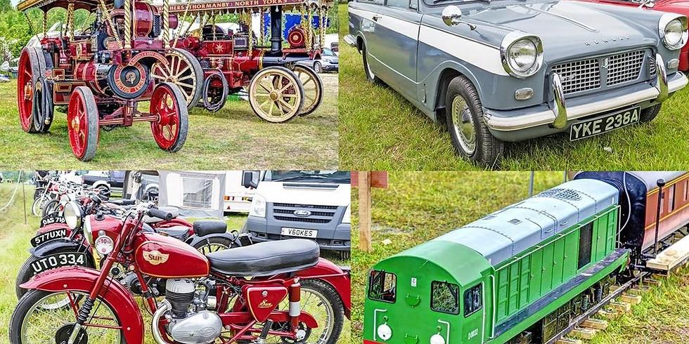 Belper Steam and Vintage Event