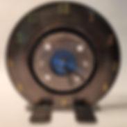 Brake Disc Desk Clock - Car Parts Furniture and Homeware