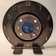 Brake Disc Desk Clock - Car Parts Furniture and Homeware