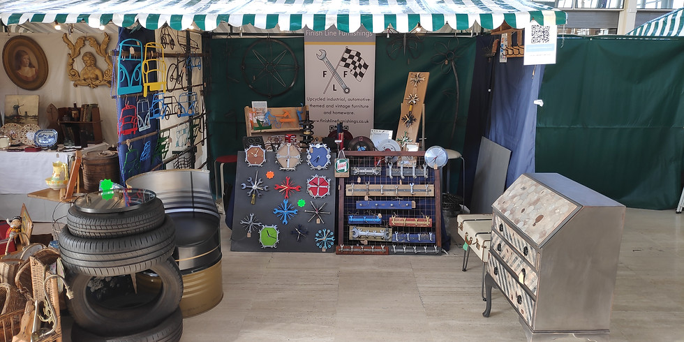 MK Handmade and Vintage Fair, June 2021