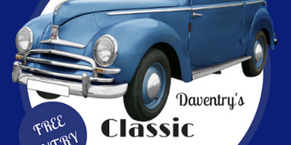 Daventry Classic Car Show