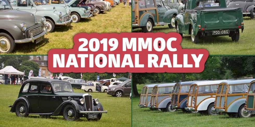 Morris Minor National Rally 2019