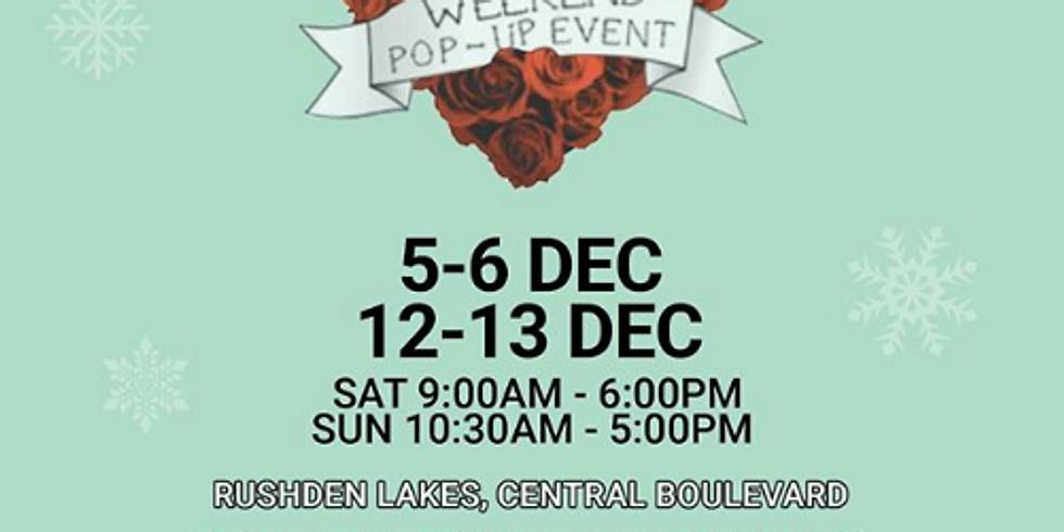 Rushden Lakes Handmade and Vintage Christmas Pop-up