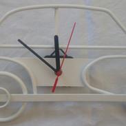 Morris Minor Saloon with Clock