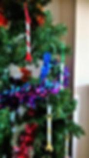 Christmas Tree Decorations - Xmas Spanners