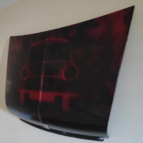 Mini Bonnet Wall Art