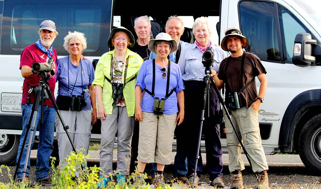 Birding in Colombia with Borderland