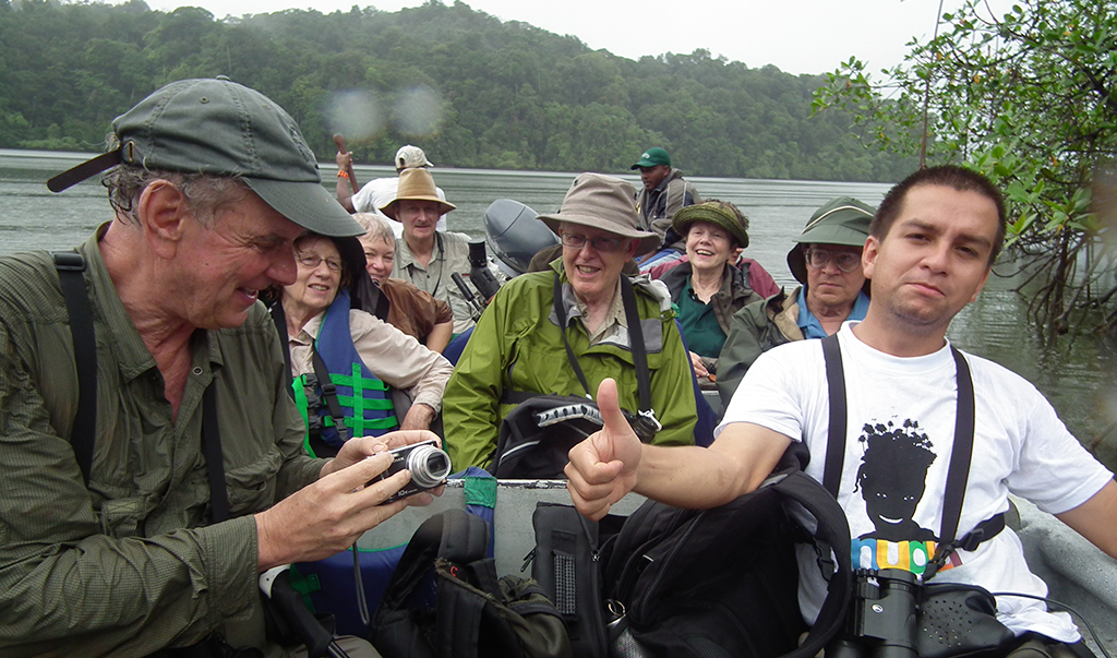 Birding Tours Pacific Coast