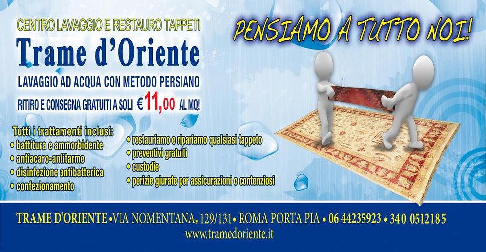 offerta lavaggio tappeti