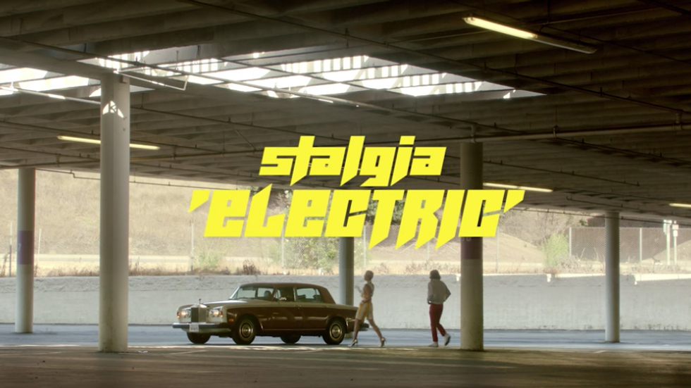 STALGIA | ELECTRIC