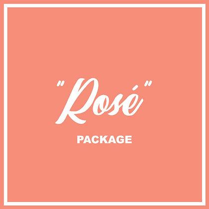 """""""ROSÉ"""" 4 Week Package"""