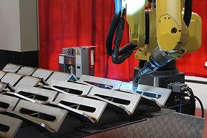 automation, robotics, palletizing, palletising, enineering, conveying