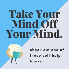 SELF-HELP BOOKS FOR MENTAL HEALTH