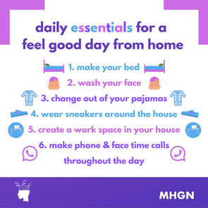 MANAGING PRODUCTIVITY, TACKLING TO-DO LISTS DURING THE ERA OF WORKING FROM HOME