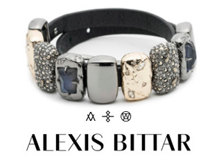 ICS would like to welcome Alexis Bittar to our growing number of clients.
