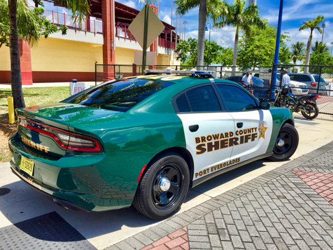 Sheriff in Fort Lauderdale