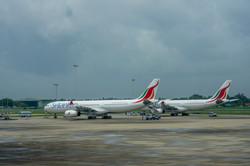 Colombo - Sri Lanka - August 2019-  Two