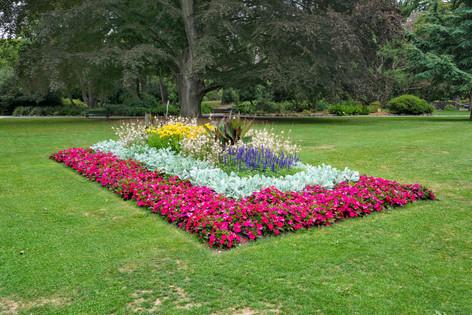 Botanic gardens in Christchurch