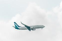 Singapore - June 23 2018- Silk Air Boein