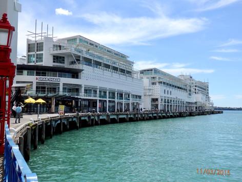 Harbor, Auckland