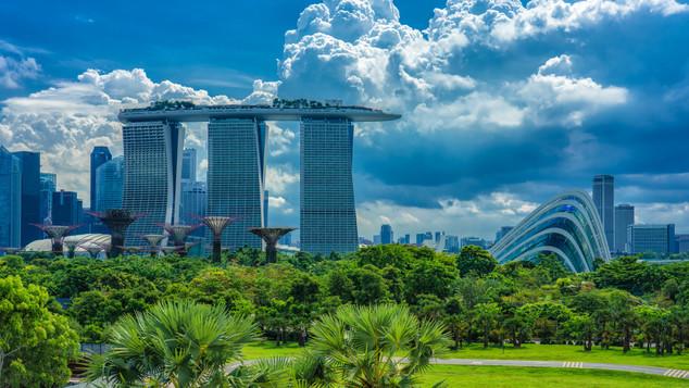 Marina Bay Sands & Gardens By The Bay