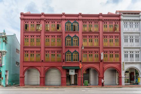 Hostel in Chinatown
