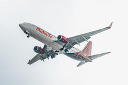 Singapore - June 3 2018- Indonesian Airl