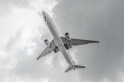 Singapore - June 3 2018- Singapore Airli