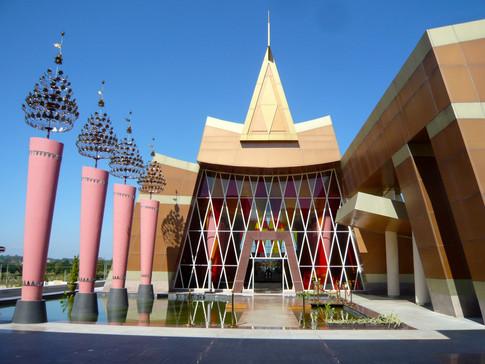 Myanmar, Naypiydaw Hotel
