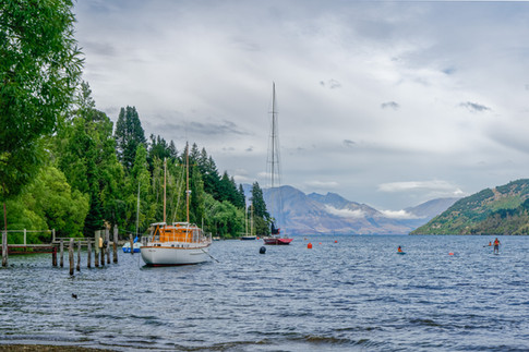 Queenstown & Lake Wakatipu
