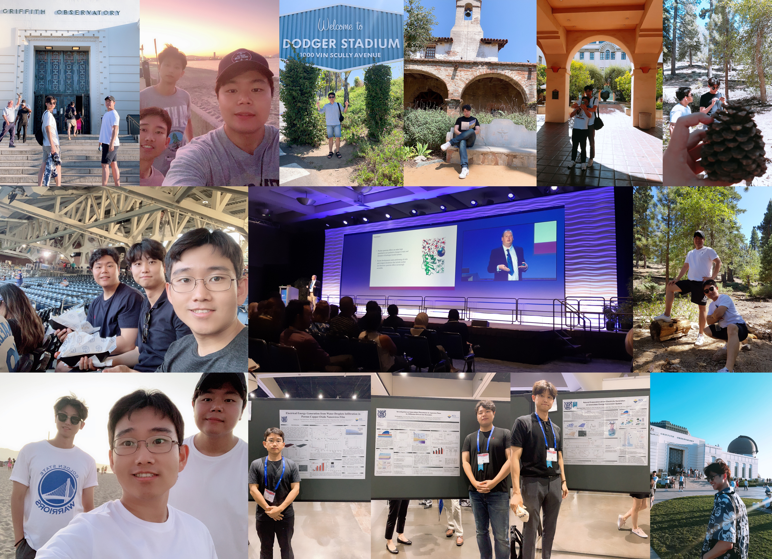 2019년 8월 ACS National Meeting
