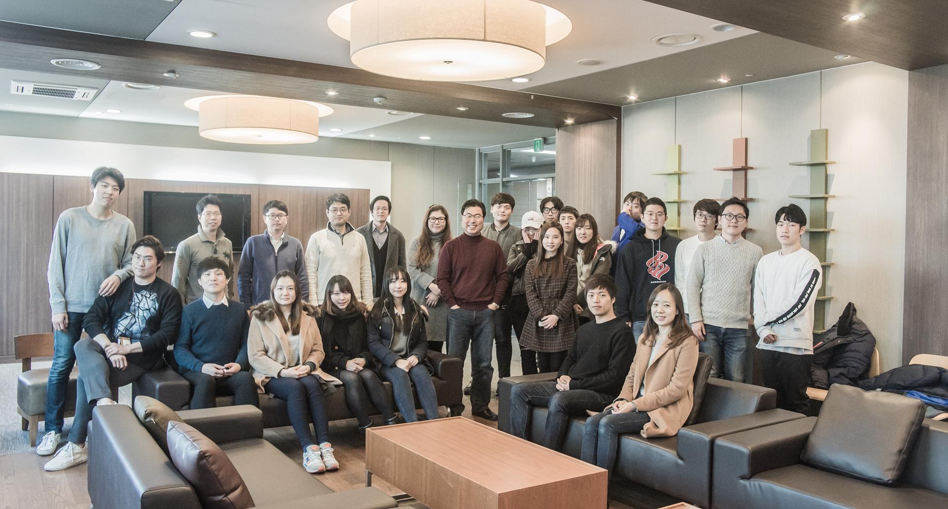 2017 신년맞이 단체사진
