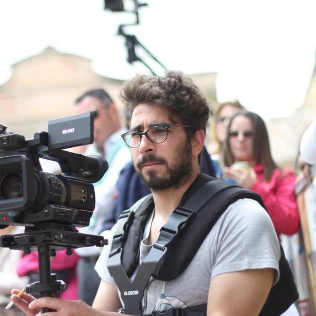Professioneller sizilianischer Videomacher und Fotograf
