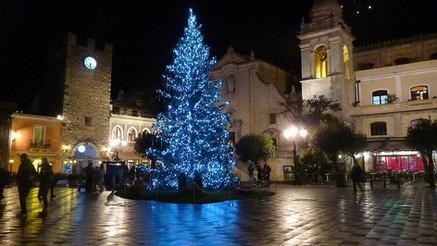 Taormina Natale