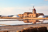 Windmill at the Marsala salt flats.jpg