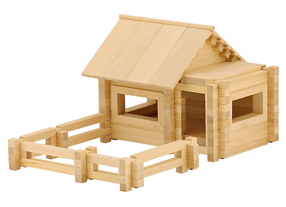 Cottage Architect building blocks