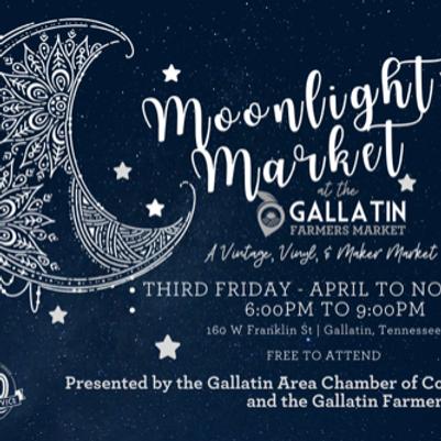 Moonlight Market (August)