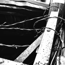 Barbed wired. Schenectady NY