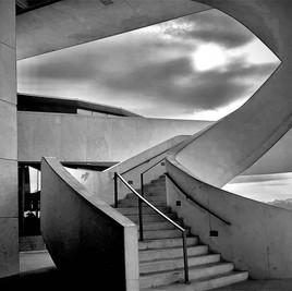 Staircase, Empire State Plaza. Albany NY