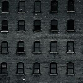 Rows & Rows of Windows, Buffalo NY