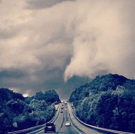 Riding into the Storm, Knoxville Tenn.