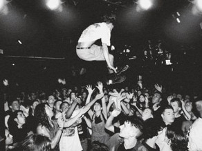 The Mosh Pit Is No Place for my Kid's Dad